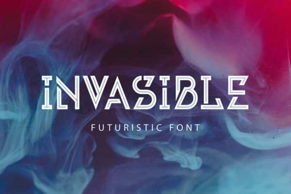 Invasible Modern Typeface