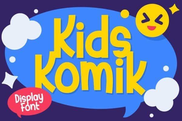 Komik children