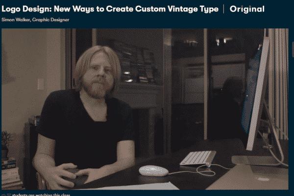 Logo Design: New Ways to Create Custom Vintage Type