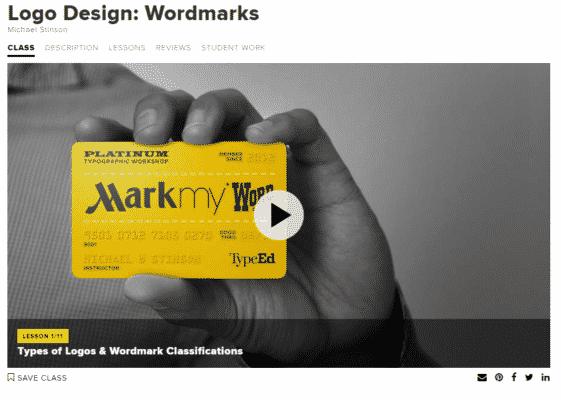 Logo Design Wordmarks