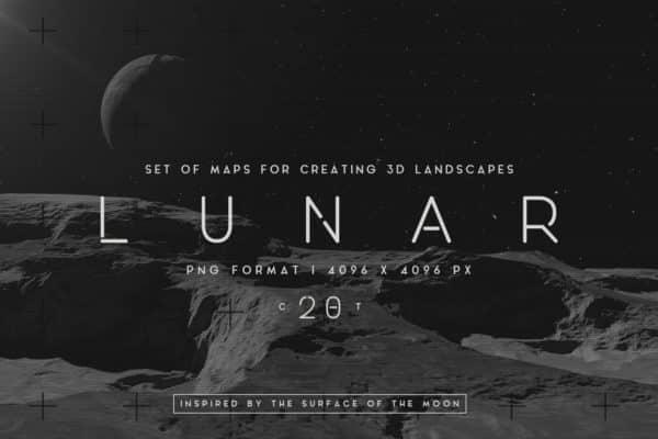 Lunar Landscapes Kit
