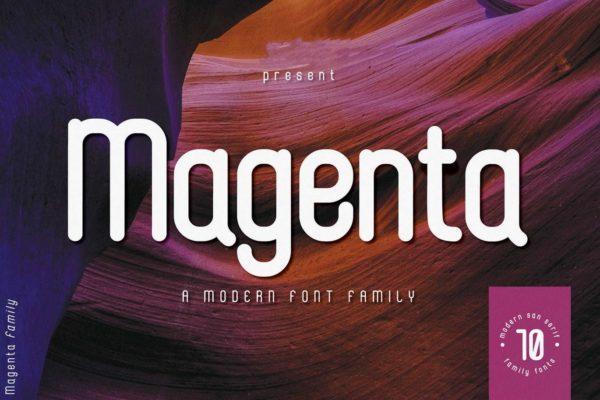 Magenta Family