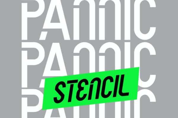 PANNIC Sans Techno Modern Urban Font