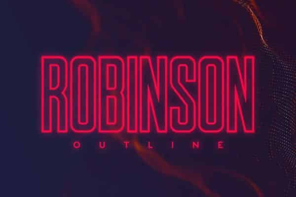 Robinson Outline