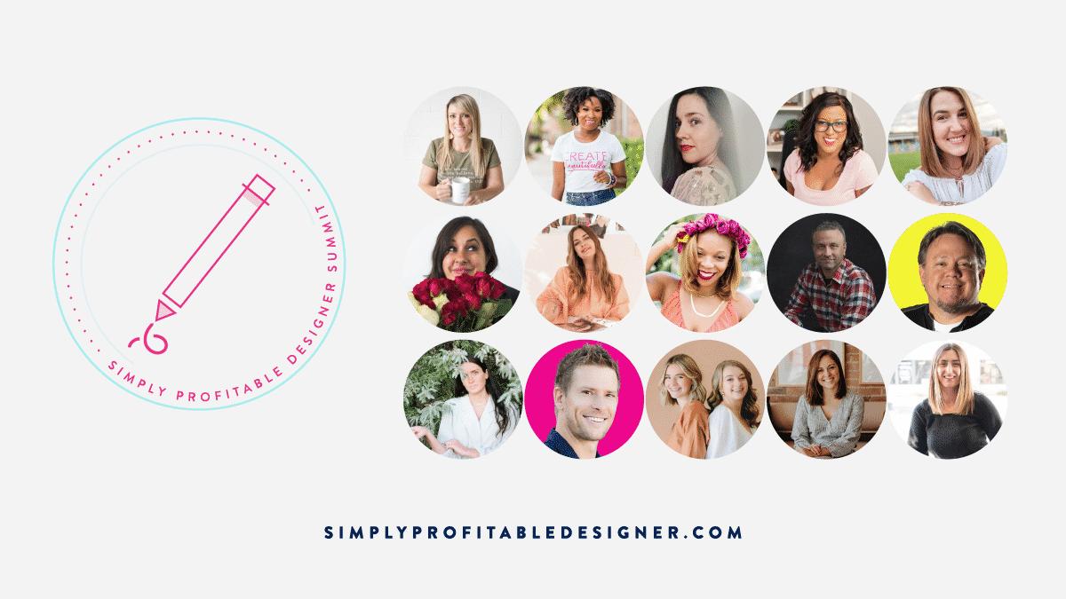 Simply Profitable Designer Summit Speakers