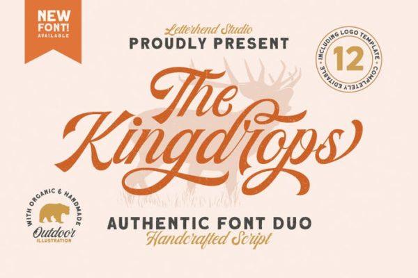The Kingdrops