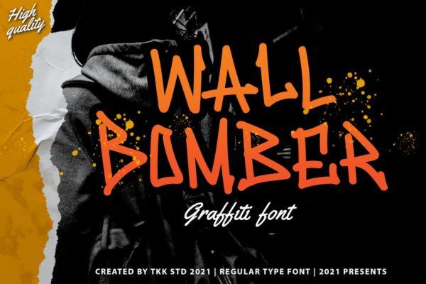 Wall bomber