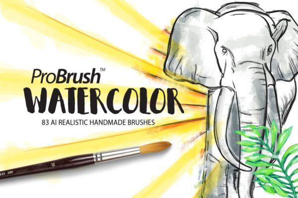 Watercolour ProBrush