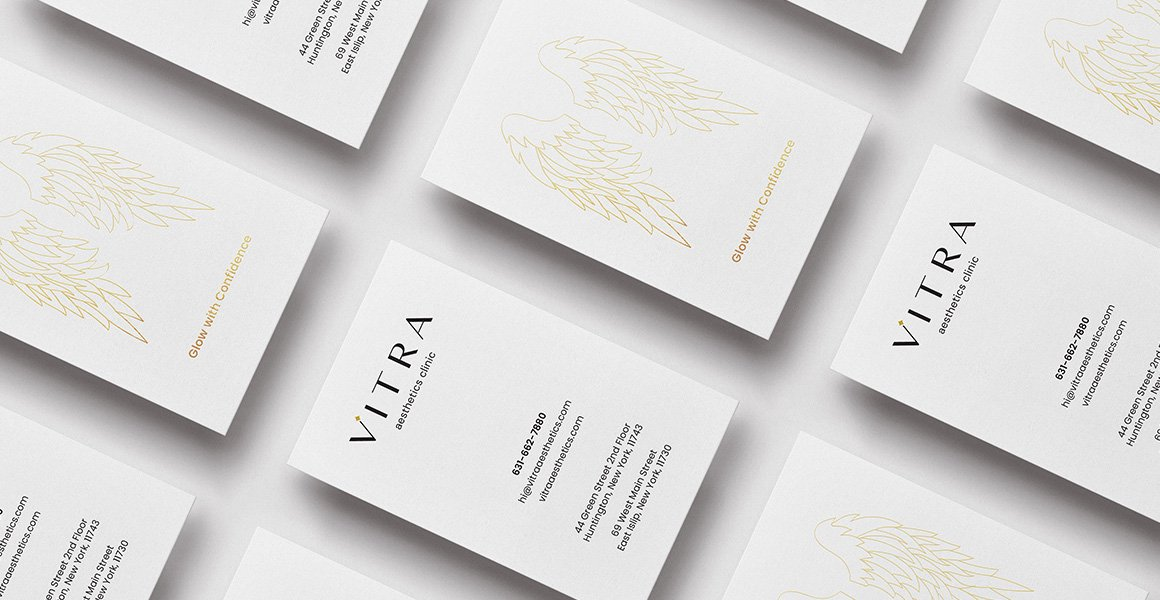 Vitra Business Cards