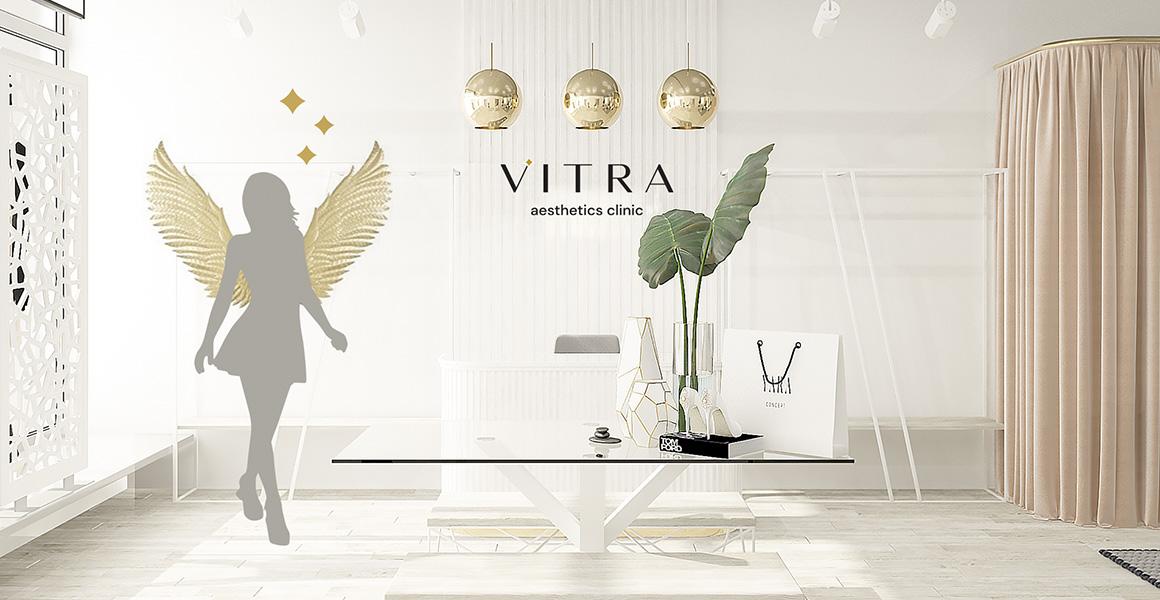 Vitra Shop - Photo rendering by Julia Vin