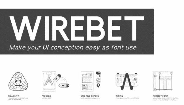 Wirebet-Fonts