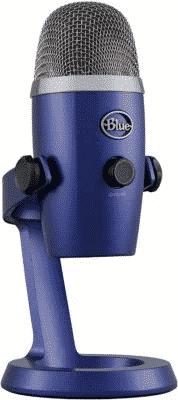 Los 10 mejores micrófonos para Pc , Streaming con un audio increíble - Yeti azul nano