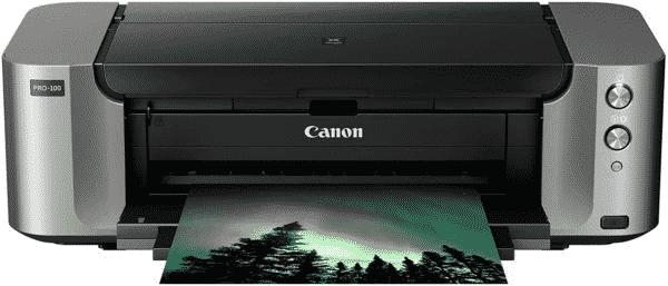 Las mejores impresoras para diseñadores gráficos - Canon PIXMA Pro-100