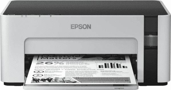 Las mejores impresoras para diseñadores gráficos - Epson EcoTank Stampante ET-M1120