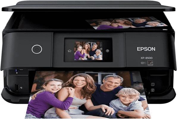 Las mejores impresoras para diseñadores gráficos - Epson Expression Photo XP-8500