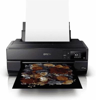 Las mejores impresoras para diseñadores gráficos - Epson SureColor P800