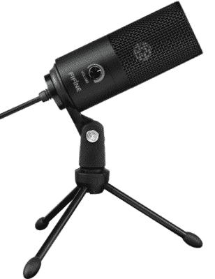 Fifine USB Condenser Microphone