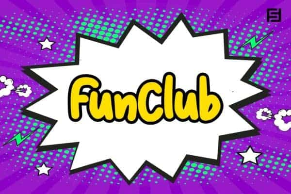 FunClub - Lovely & Playful Handwritten Kids Font