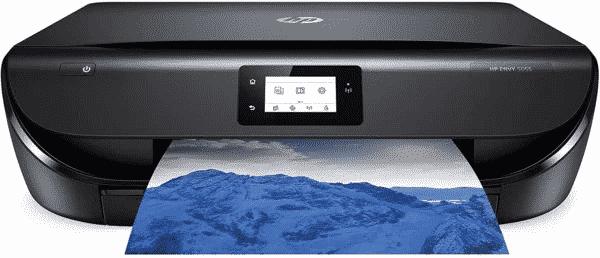 Las mejores impresoras para diseñadores gráficos - HP Envy 5055