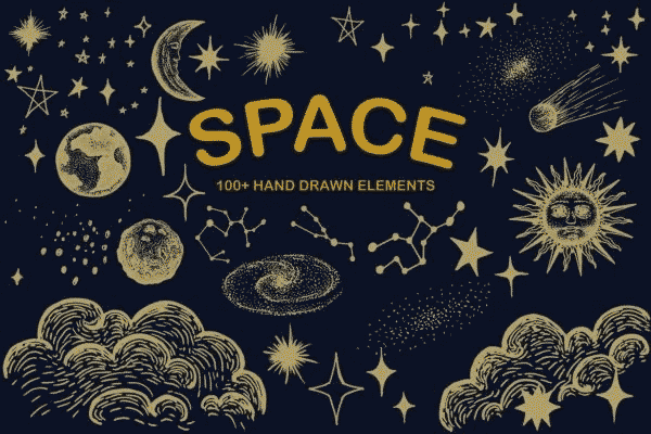 Hand Drawn Space