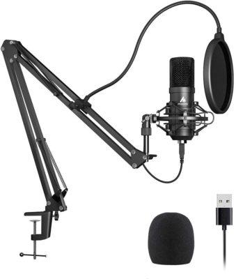 Maono AU-04 USB Microphone Kit