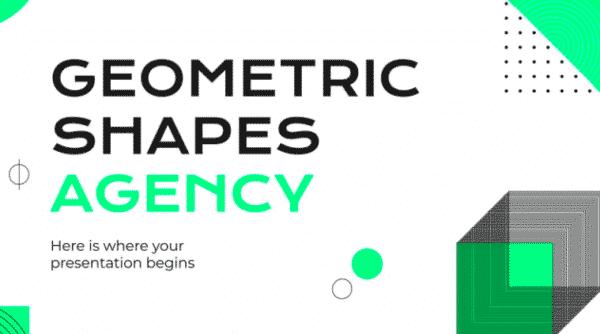 Geometric Shapes Agency