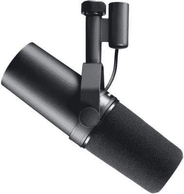 Los 10 mejores micrófonos para Pc , Streaming con un audio increíble - Shure SM7B