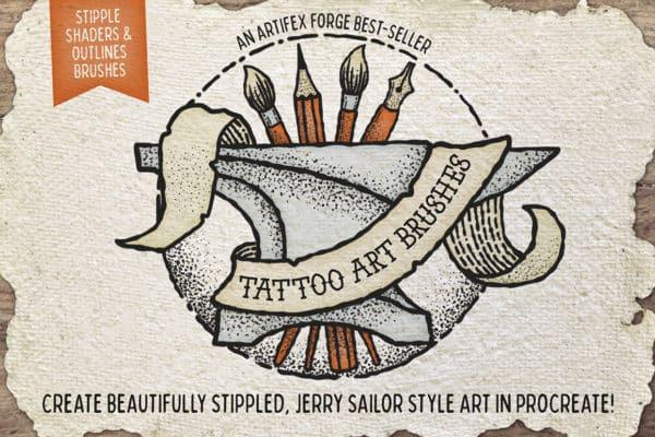 Tattoo Art Brushes – Procreate
