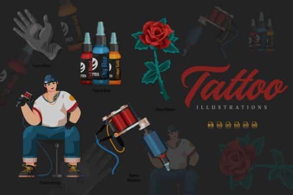 Tattoo - Illustrations