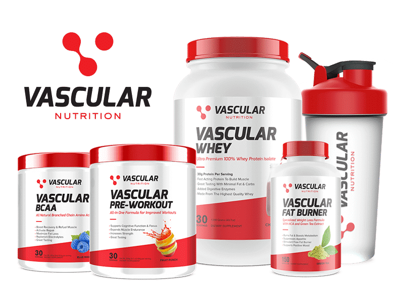 Vascular Nutrition Packaging