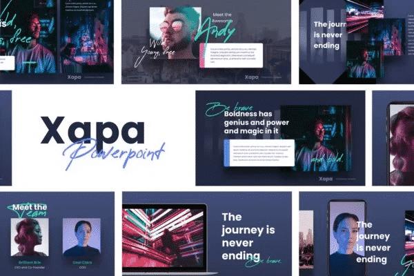 XAPA powerpoint