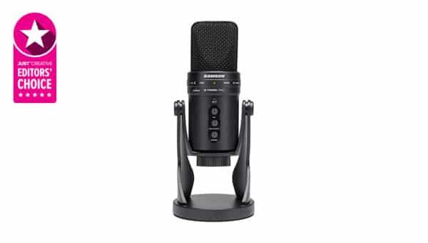 Los 10 mejores micrófonos para Pc , Streaming con un audio increíble - Samson G-Track Pro