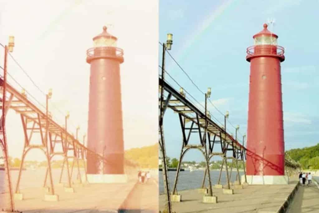 Dye Pigment Comparison