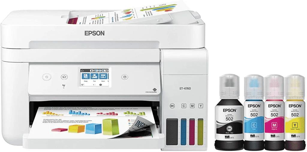 Impresora de diseño Epson Ecotank