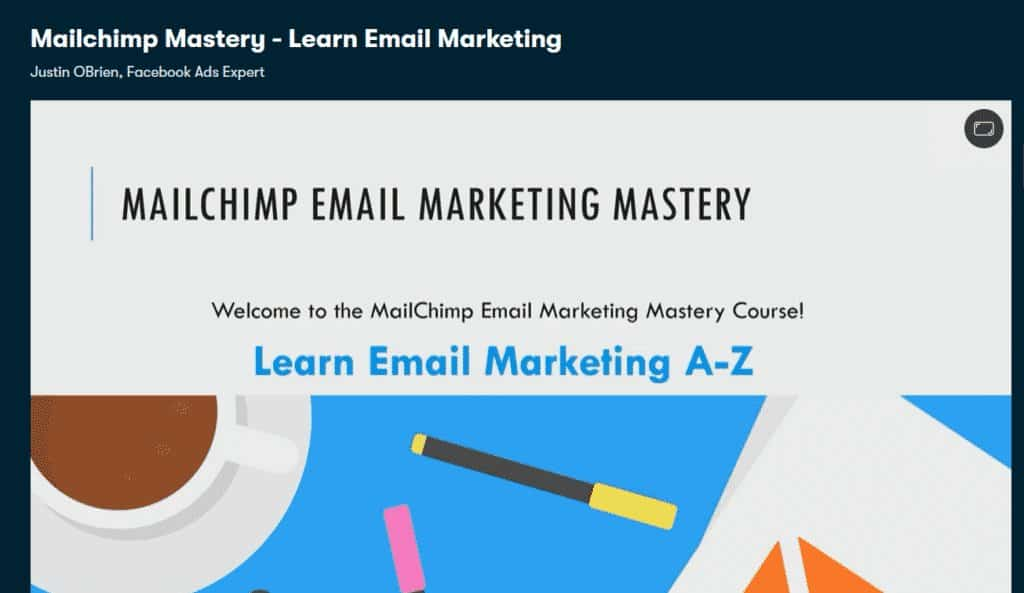 MailChimp Mastery - Learn Email Marketing
