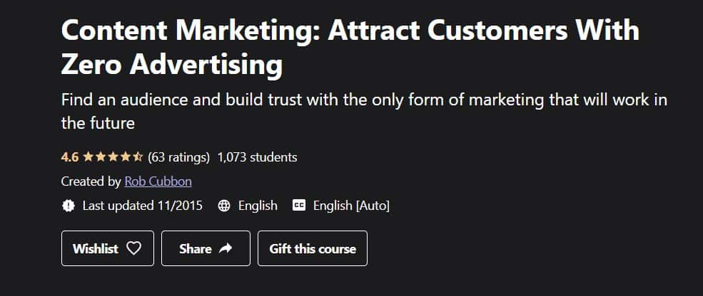 Content Marketing: Attract Customers With Zero Advertising