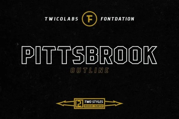 Pittsbrook Outline