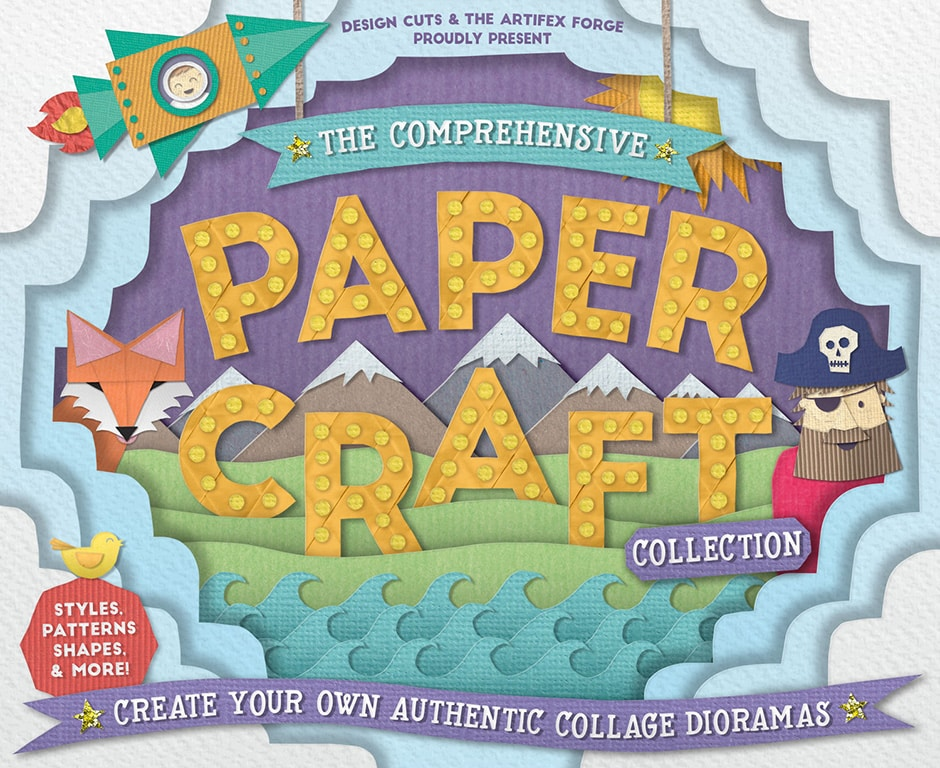 The Comprehensive Paper Craft Collection
