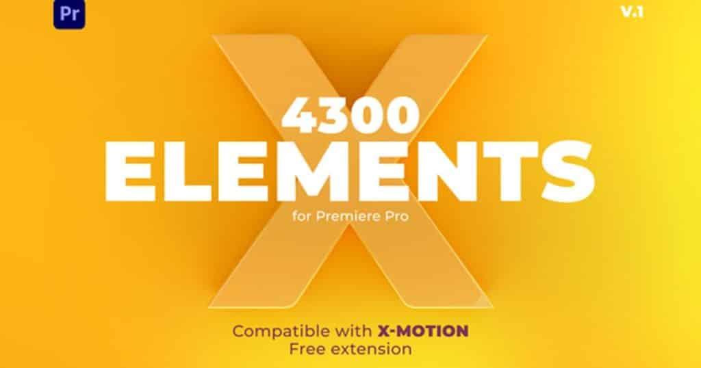 X-Elements   Premiere Pro