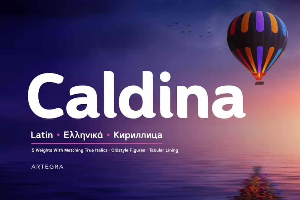Caldina