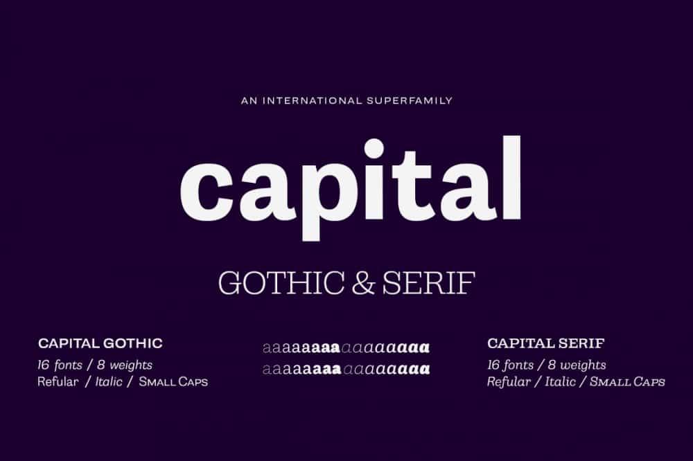 Capital Superfamily