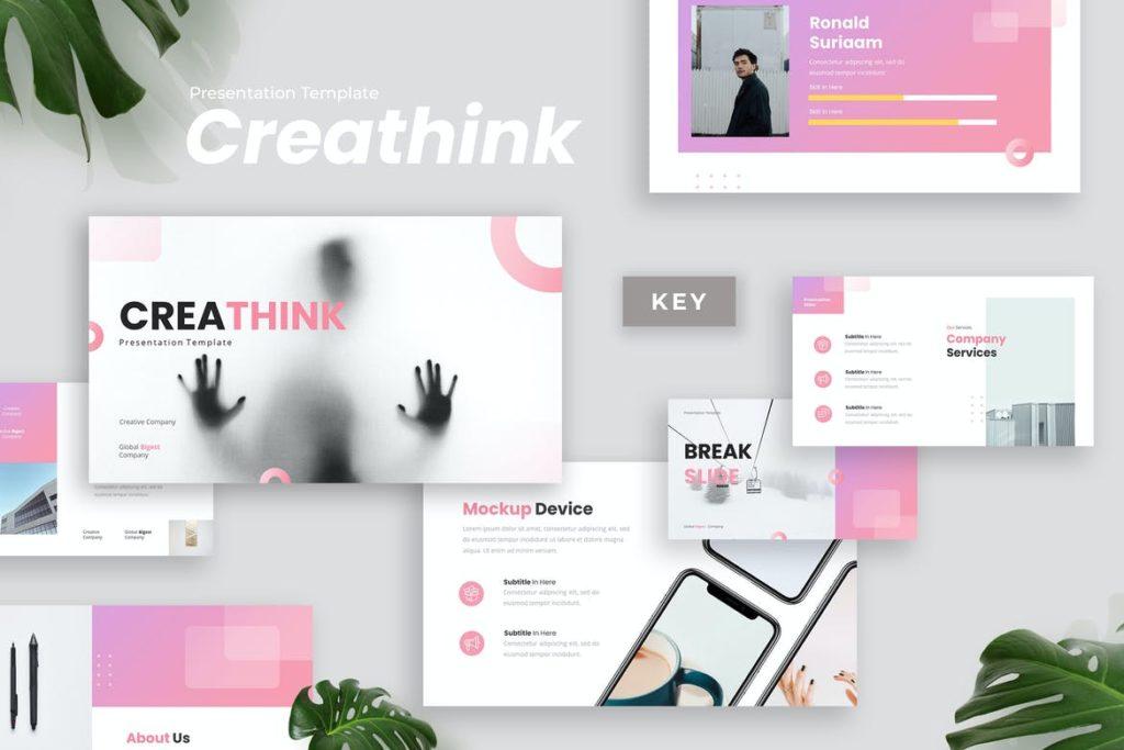 Creathink - Keynote Creative Presentation
