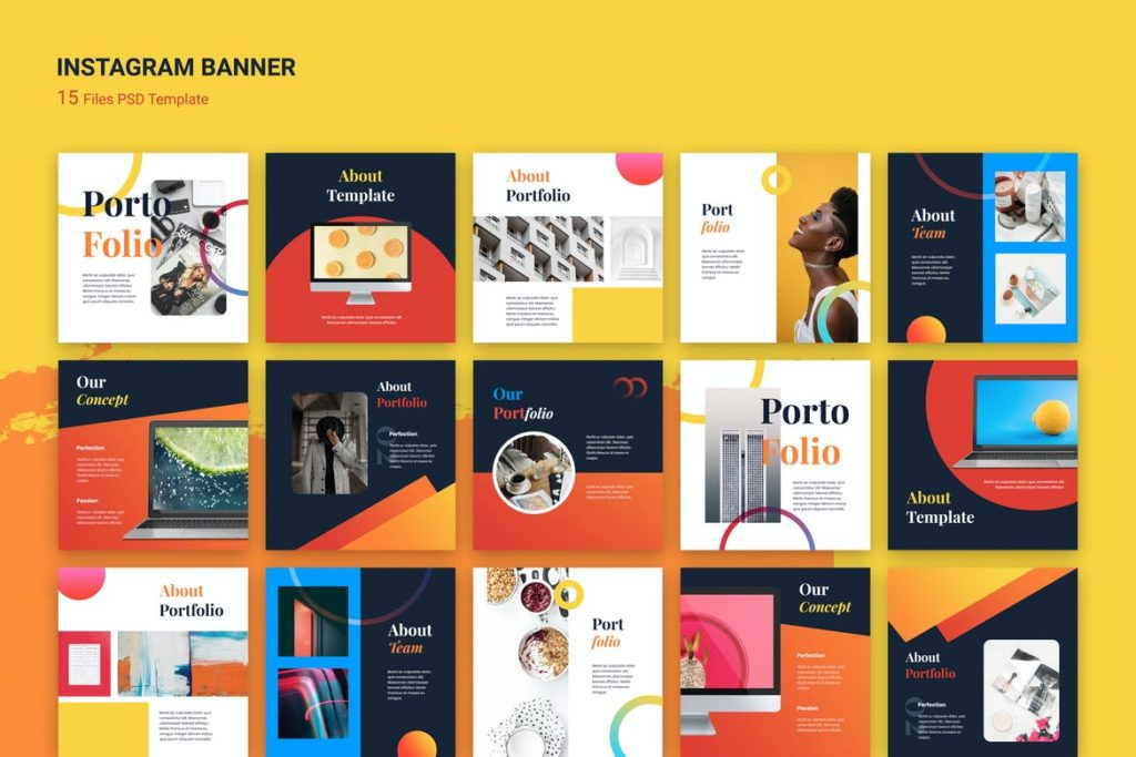 Digital CreativAgency Instagram Banner