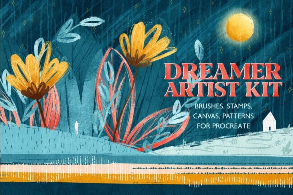 Dreamer Artist Kit