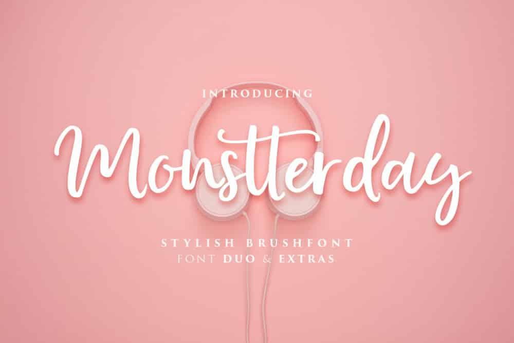 Monstterday Script & Extras