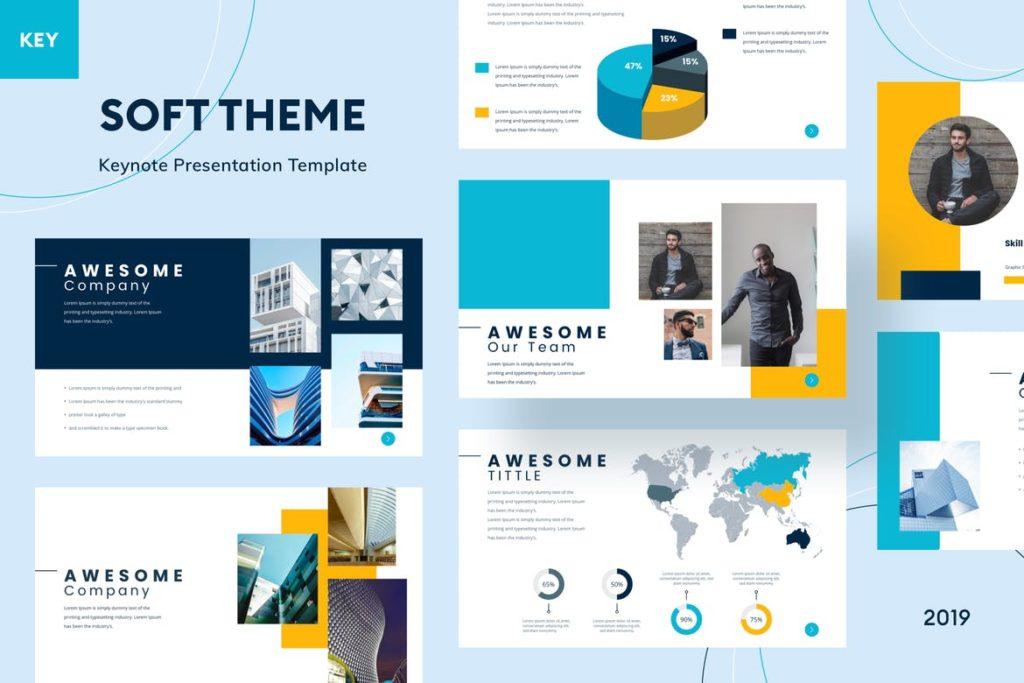 Mytemp - Architecture Keynote Template