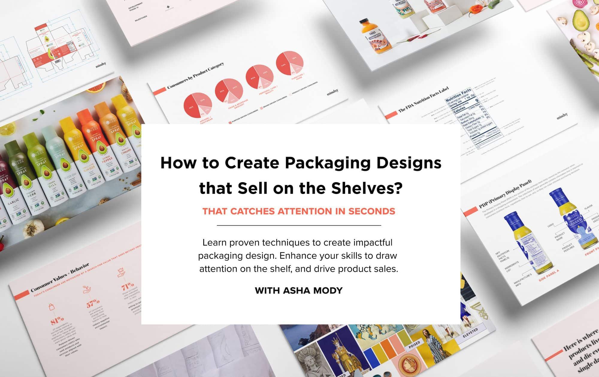 Best Packaging Design Course Online