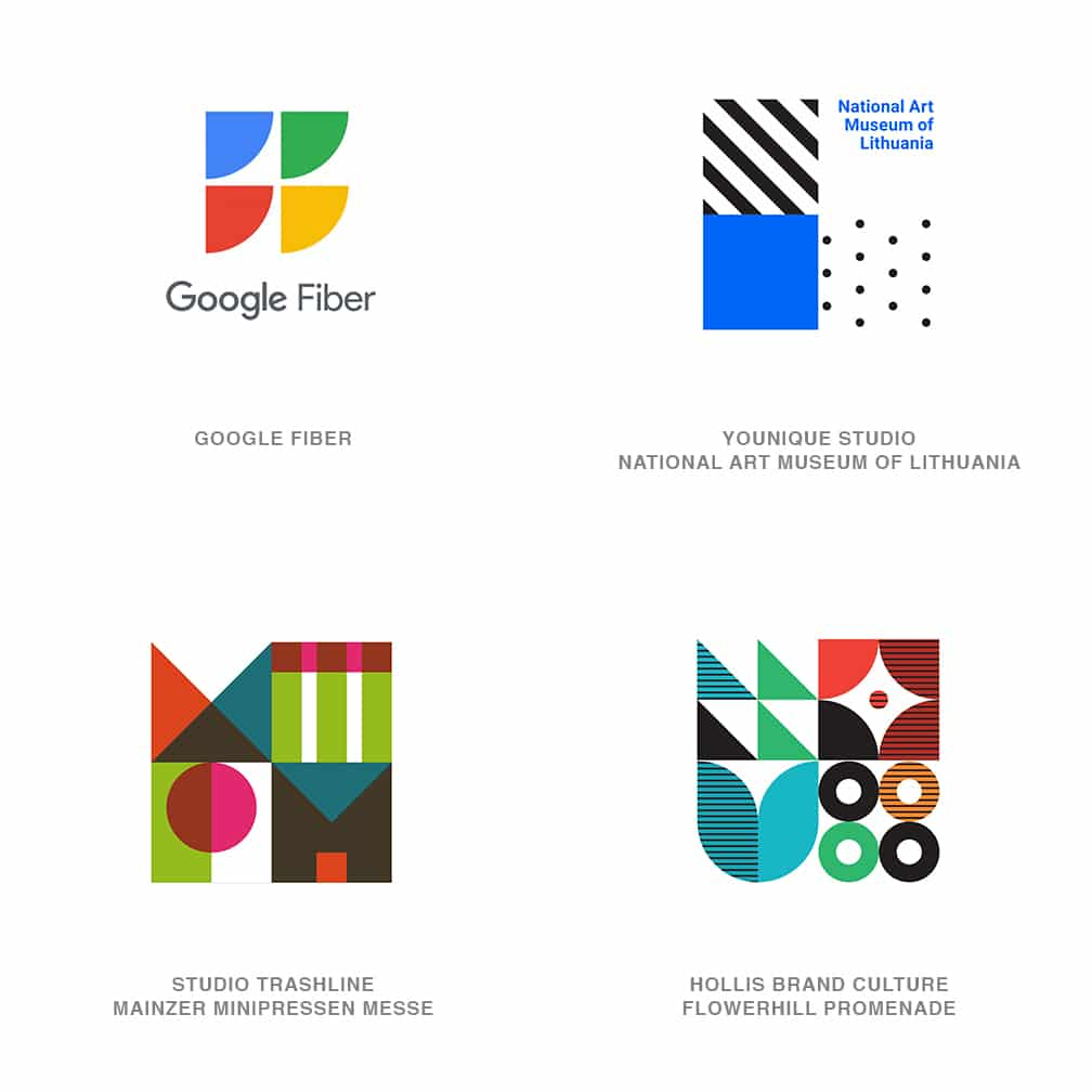 Quads Logo Design Trend 2021
