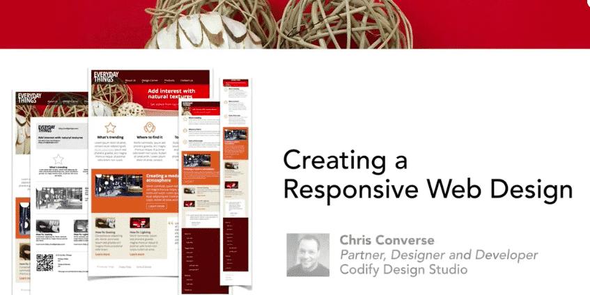 Creating A Responsive Web Design