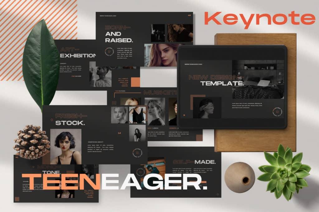 Teeneager Brand Keynote